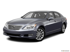 2012 Lexus LS Review