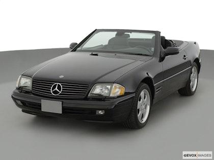 2001 Mercedes-Benz SL-Class photo