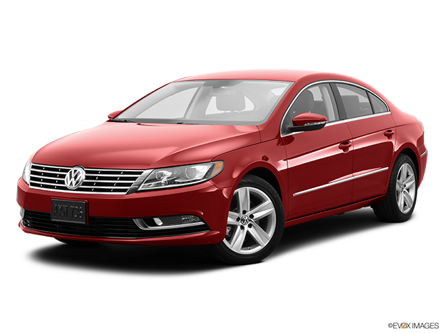 2015 Volkswagen CC Review