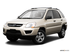 2009 Kia Sportage Review