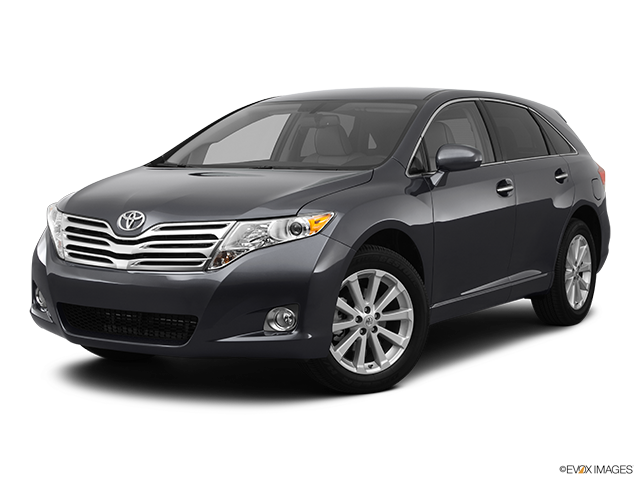 2012 Toyota Venza Review