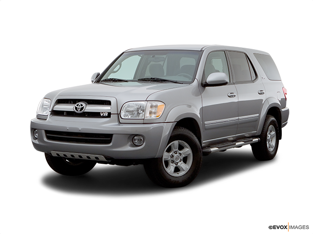2006 Toyota Sequoia Review