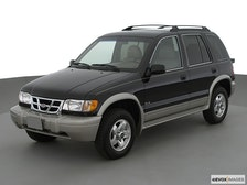 2000 Kia Sportage Review