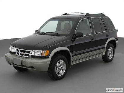 2000 Kia Sportage photo