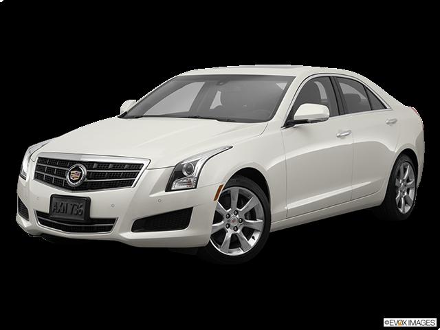 2014 Cadillac ATS Review