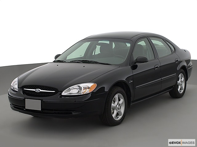 2000 Ford Taurus Review