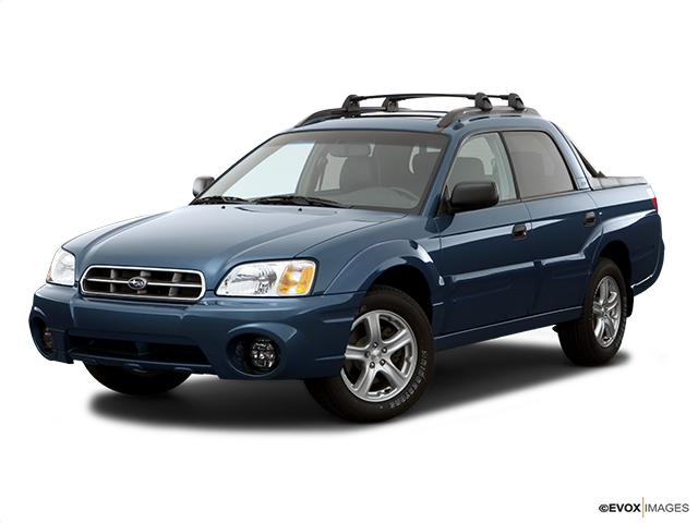 Subaru Baja Reviews