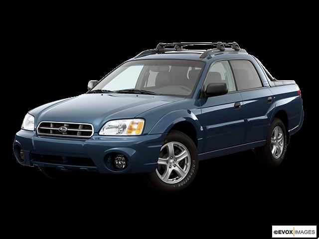 Subaru Baja Reviews