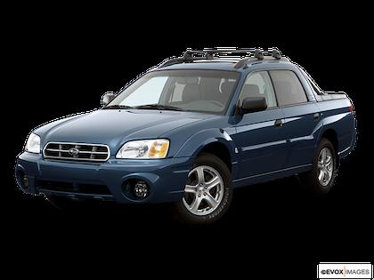 2006 subaru baja review carfax vehicle research. Black Bedroom Furniture Sets. Home Design Ideas