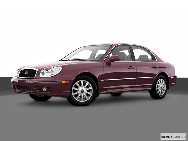 2004 Hyundai Sonata Review
