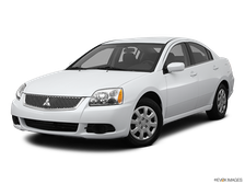 2012 Mitsubishi Galant Review