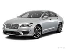 2017 Lincoln MKZ Review