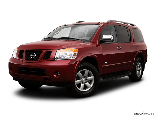 2009 Nissan Armada Review