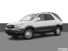 2004 Buick Rendezvous Review