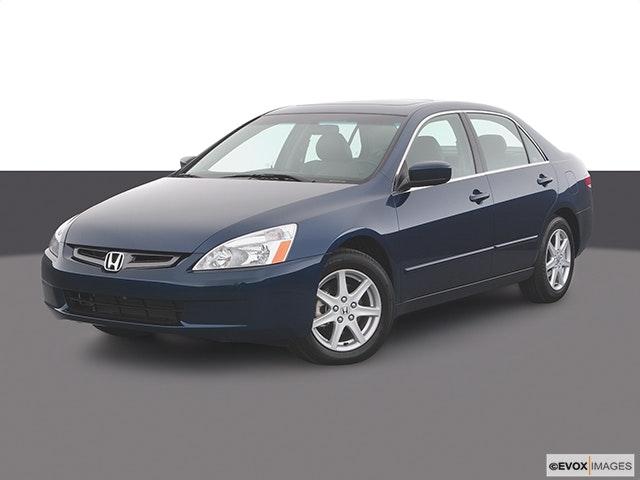2004 Honda Accord Review