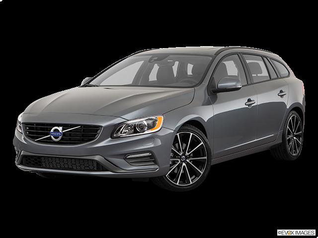 2018 Volvo V60 Review