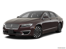 2018 Lincoln MKZ Review