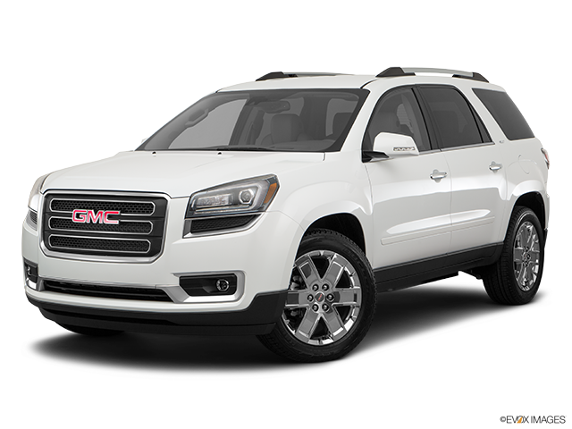 2017 GMC Acadia Limited Review