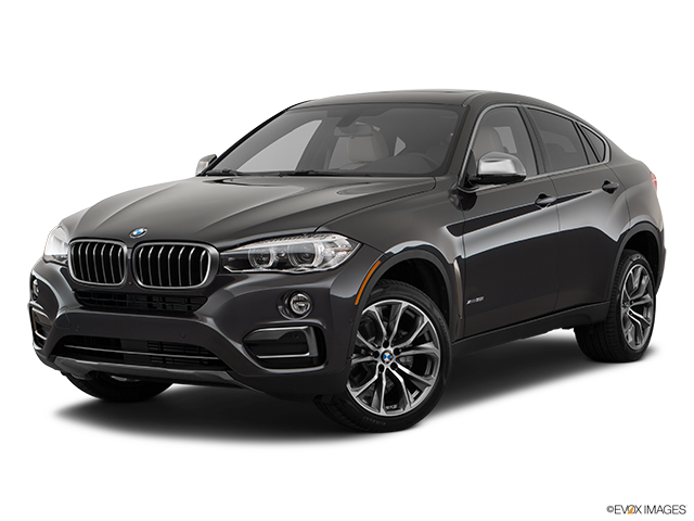 2018 BMW X6 Review