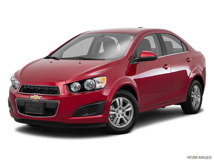2016 Chevrolet Sonic Photo