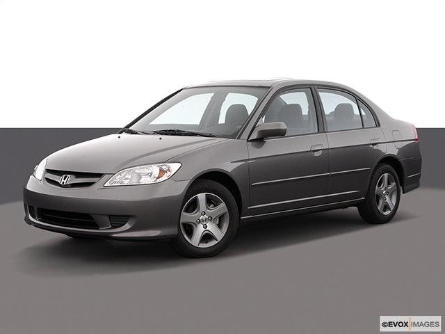 2004 Honda Civic Review