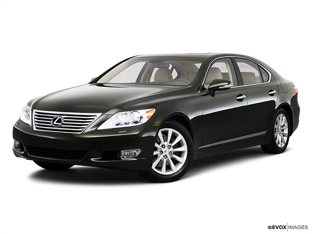 2010 Lexus LS 460 Review