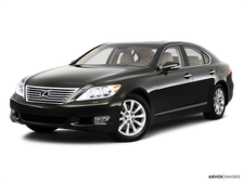 2010 Lexus LS Review
