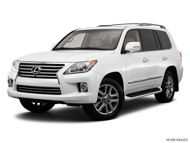 2015 Lexus LX 570 photo