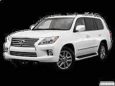 2015 Lexus LX Review