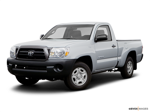 2008 Toyota Tacoma Review