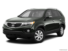 2012 Kia Sorento Review