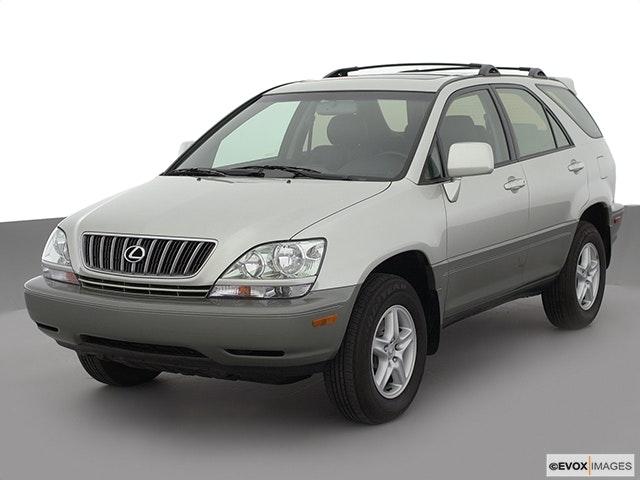 2003 Lexus RX 300 Review