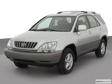 2003 Lexus RX Review