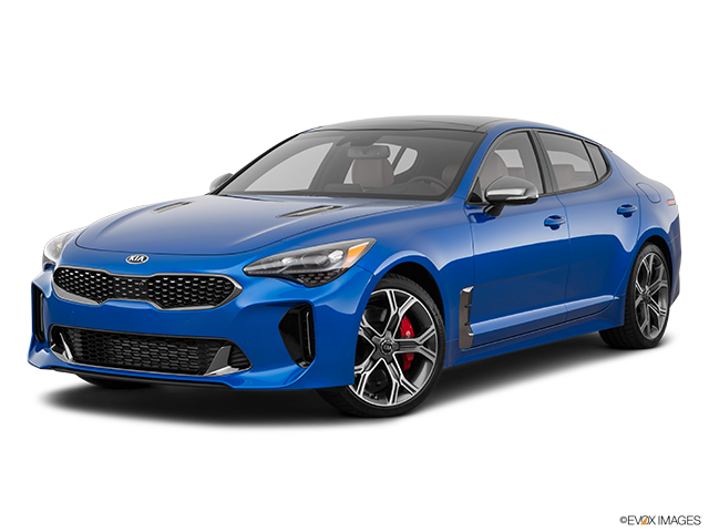 Kia Stinger Reviews