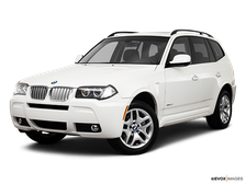 2010 BMW X3 Review