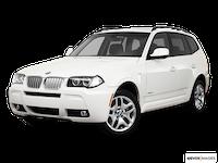 BMW, X3, 2004-2010