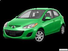 2013 Mazda Mazda2 Review