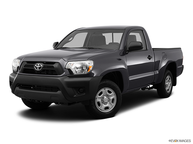 2012 Toyota Tacoma Review