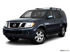 2010 Nissan Pathfinder Review