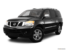 2012 Nissan Armada Review