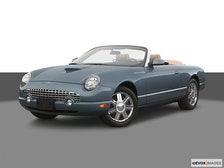 Ford Thunderbird Reviews