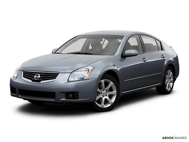 2008 Nissan Maxima Review