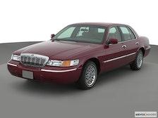 2002 Mercury Grand Marquis Review