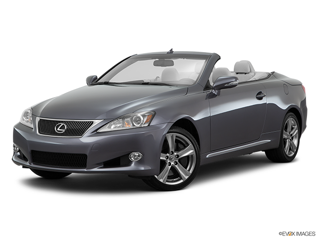 2015 Lexus IS 350C Review