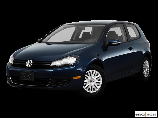 2010 Volkswagen Golf Review