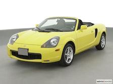 2001 Toyota MR2 Spyder Review