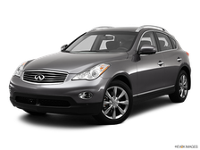 2012 INFINITI EX35 Review
