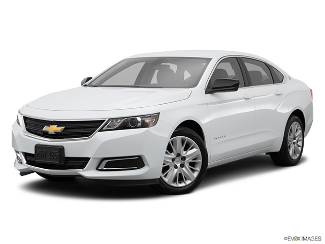 2015 Chevrolet Impala Review