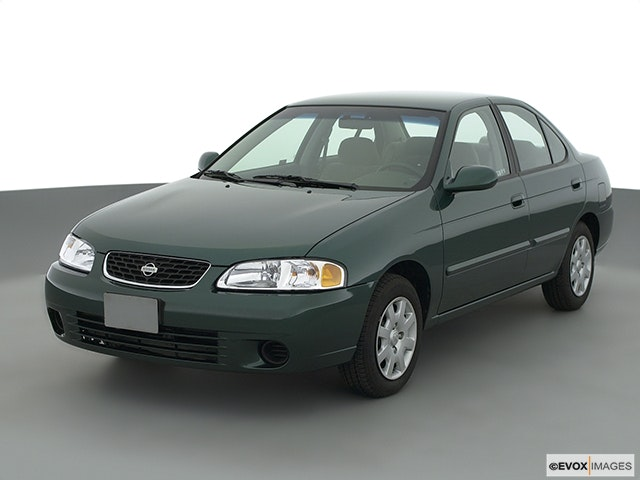 2001 Nissan Sentra Review