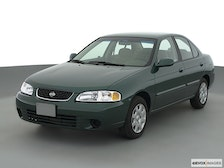 2001 Nissan Sentra Review